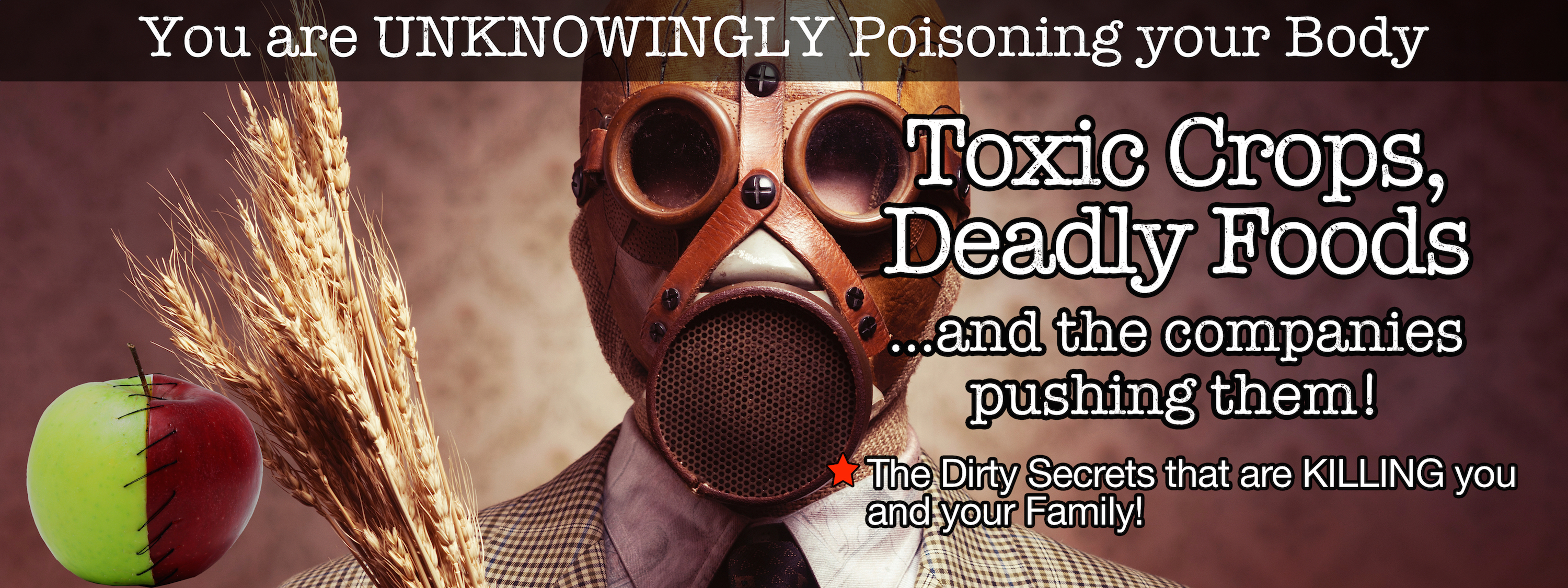 deadly foods and gmo crops
